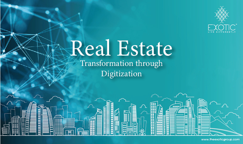 Real Estate Transformation through Digitization